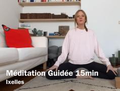 Méditation guidée 15min